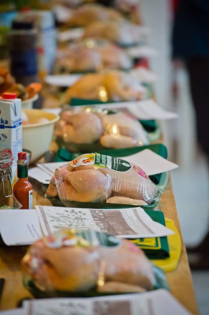 Warsztaty kulinarne z kurczakiem kukurydzianym – relacja