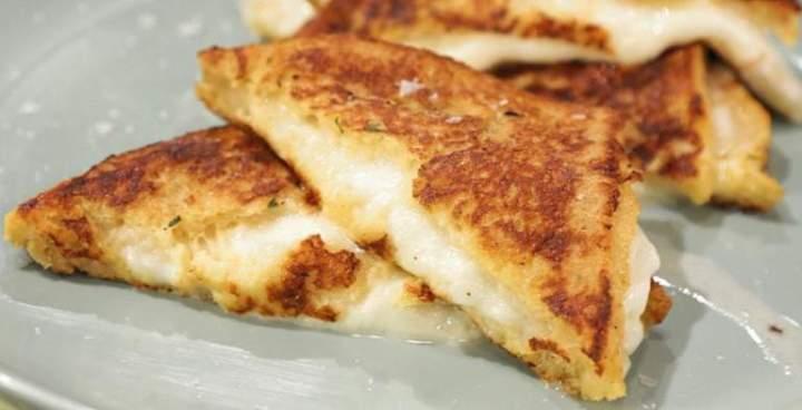 Przepis na… – Mozzarella in carrozza, czyli włoskie tosty