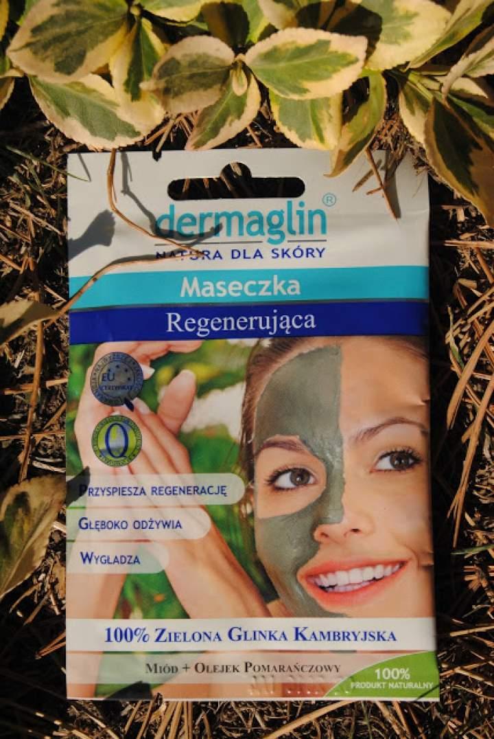 Regenerujemy się i wygładzamy- maseczka regenerująca Dermaglin