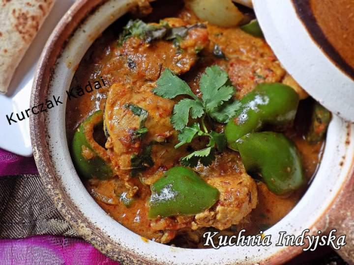 Kurczak Kadai
