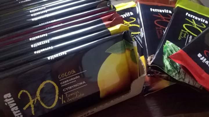 Energia na start! Terravita – czekolady 70%… co o nich myślę? Moja subiektywna opinia