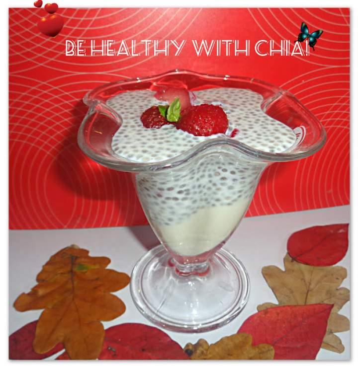 Żyj zdrowo z Chia – Be healthy with Chia!