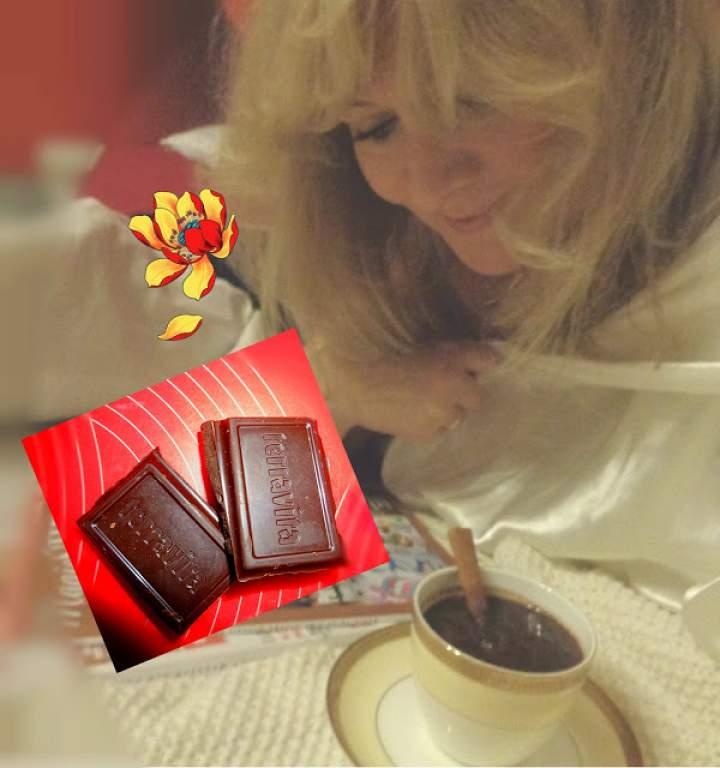 Czekolada – czyli gorący poranek z Terravitą – Hot Chocolate