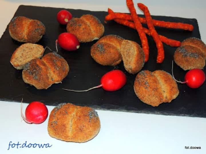 Bułeczki ziemniaczane z makiem