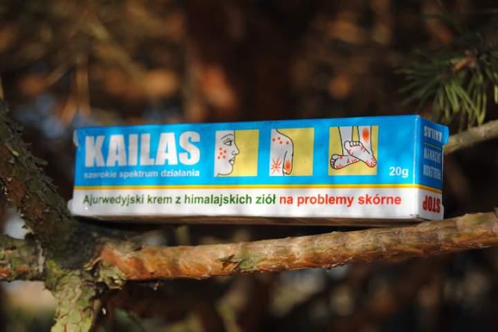 Himalajskie zioła zamknięte w małej tubce