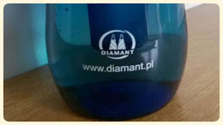 Butelka z wkładem chłodzącym firmy DIAMANT
