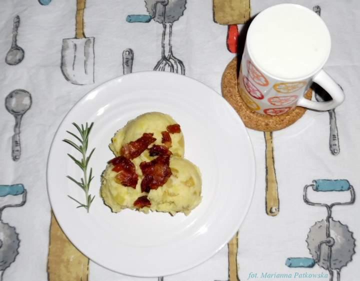 Ziemniaki po chłopsku z rozmarynem
