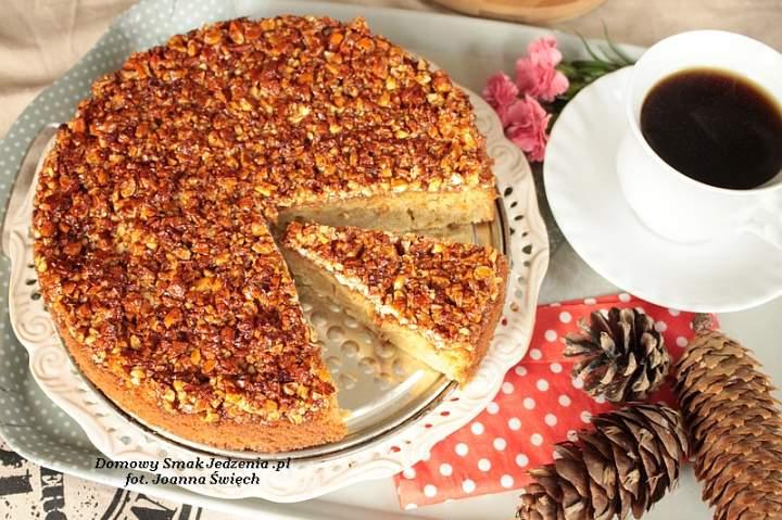 toscakaka – ciasto ucierane z migdałami