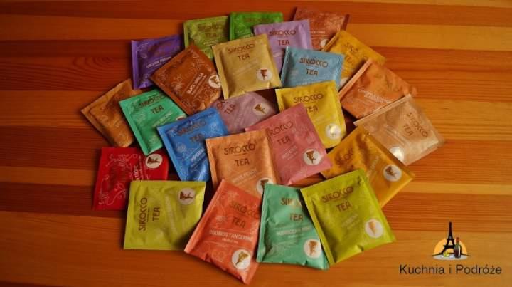 Ekskluzywne herbaty – Sirocco Tea