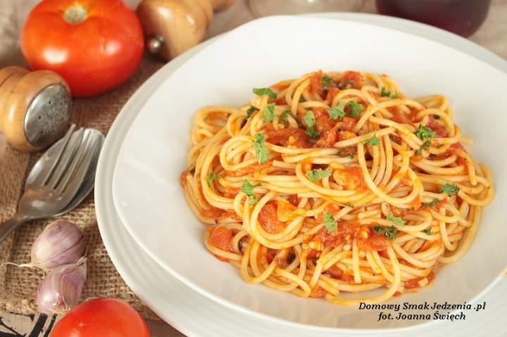 spaghetti ekspresowe