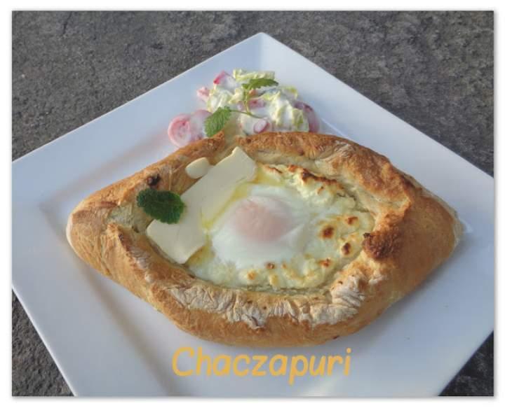 Chaczapuri – smaki Gruzji