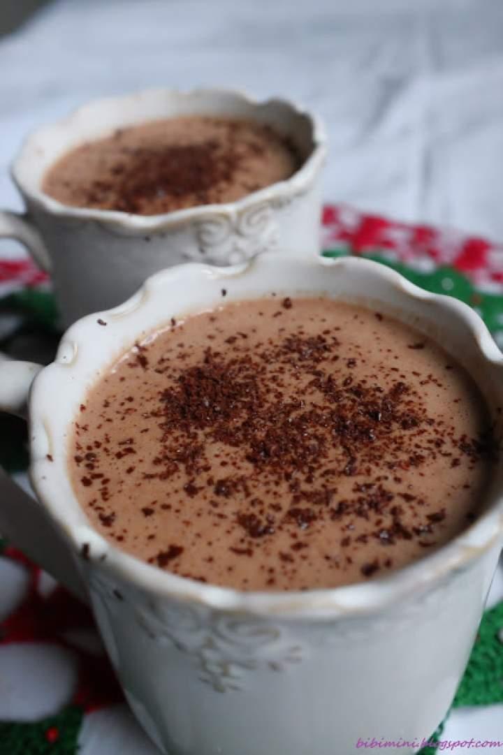 Atole – kukurydziane kakao