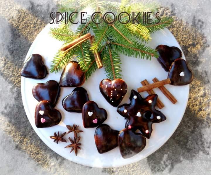 Korzenne pierniczki – Spice Cookies