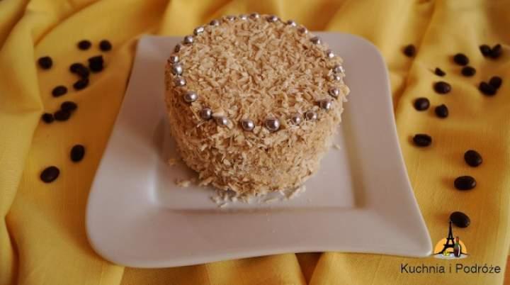 Mini kawowe torciki
