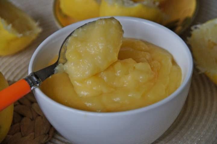 Lemon Curd- przepis podstawowy