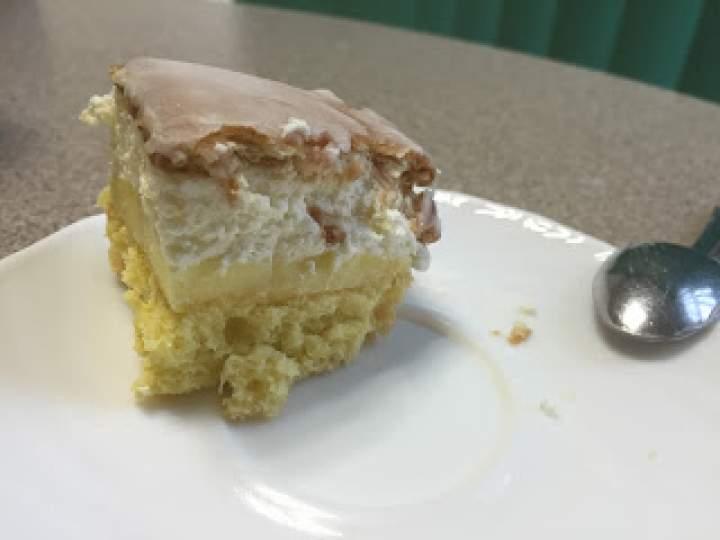 Ciasto cytrynowe (cytrynowiec)
