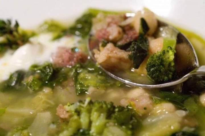 Przepis na… – Minestra maritata świąteczne danie z Neapolu