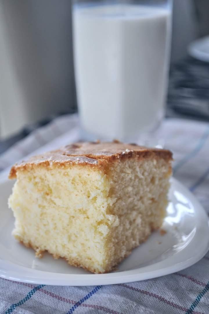 """Ciasto """"Puch"""", czyli smaki dzieciństwa"""