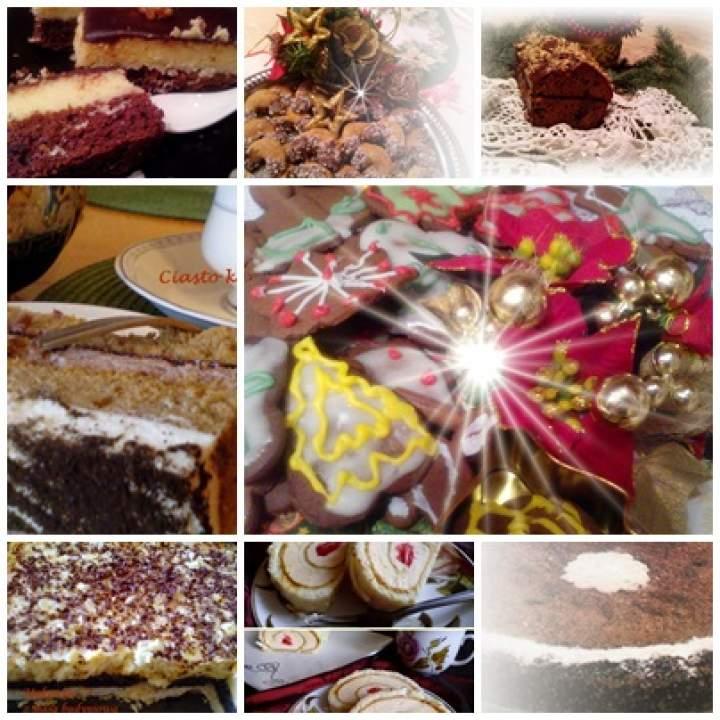 Ciasta , ciasteczka na święta