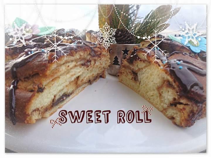 Drożdżowy zawijaniec – Sweet Roll
