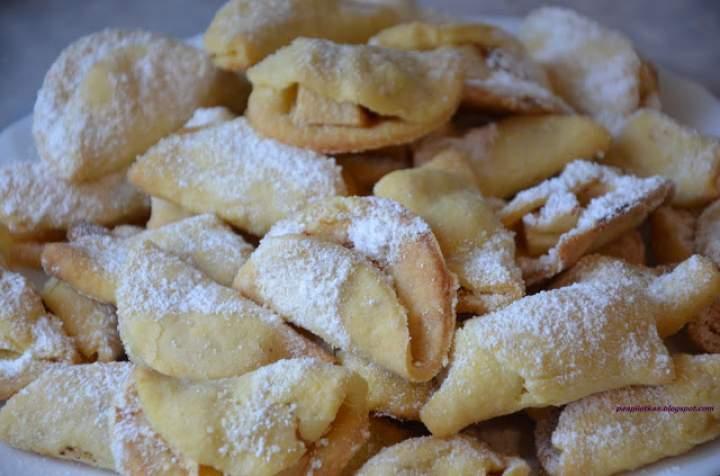 Ciasteczka z jabłkami i cynamonem