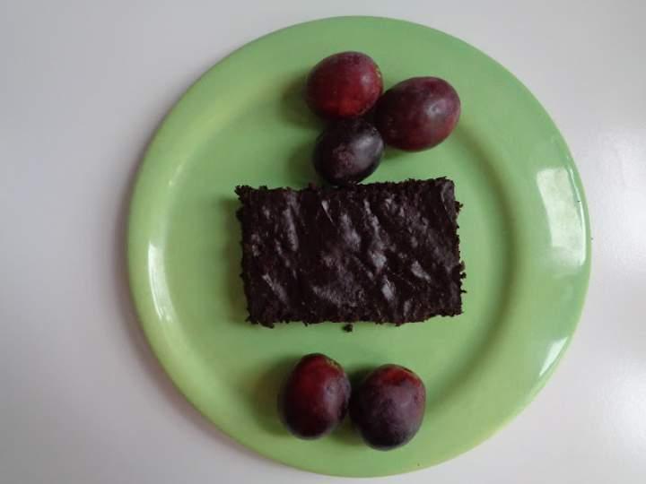 Zdrowe, aromatyczne brownie dyniowe