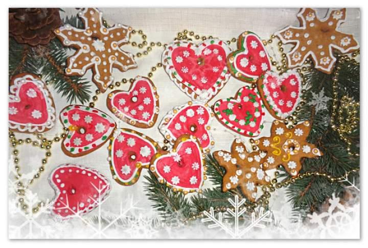 Strojne pierniczki – Gingerbread