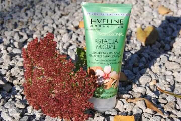 Pistacja i migdał- luksusowy balsam od Eveline Cosmetics