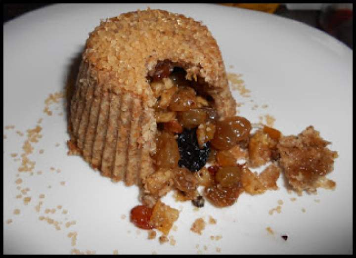 Christmas Mince Pie z Angli