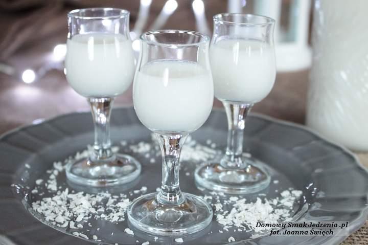ekspresowy likier kokosowy