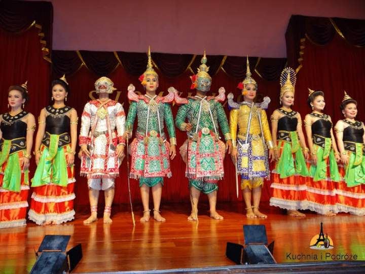 Taniec tajski