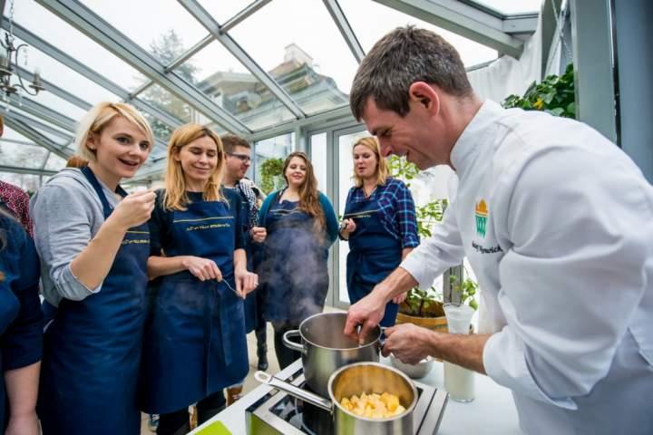 Świąteczna kuchnia staropolska – warsztaty kulinarne