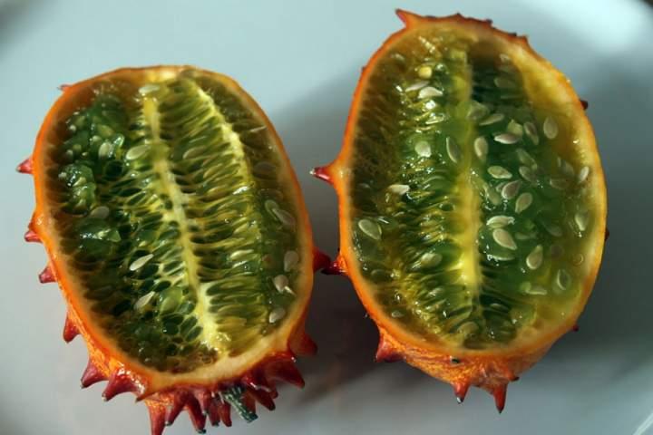 10 najdziwniejszych owoców