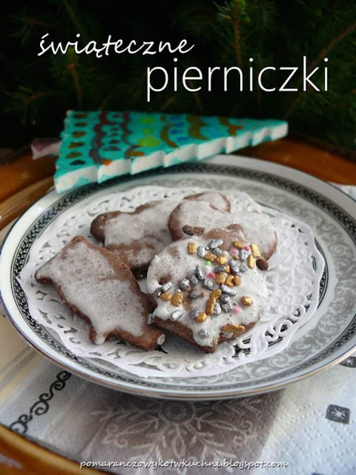 pierniczki świąteczne i Wesołych Świąt! :)