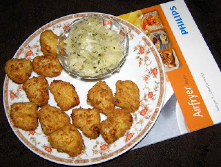 Fish Nuggets;Airfryer hd9240/30