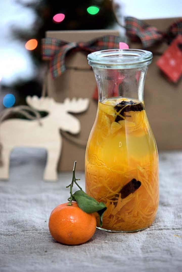 Nalewka klementynkowa – jadalne prezenty na ostatnią chwilę