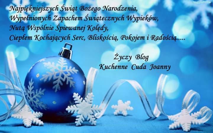 Najpiękniejszych Świąt Bożego Narodzenia !