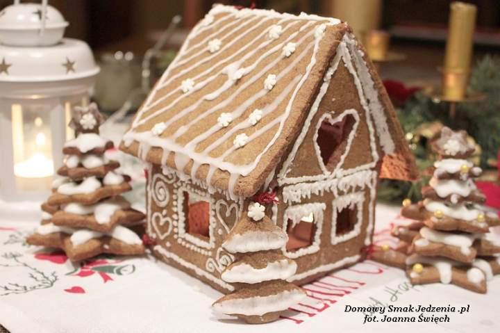 chatka z piernika – Wesołych Świąt!