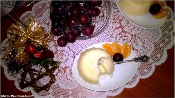 Śnieżne i zdrowe babeczki śniadaniowe dla dzieci.