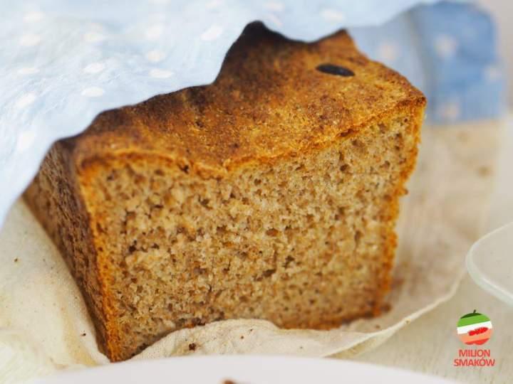 Cebulowy chleb pełnoziarnisty