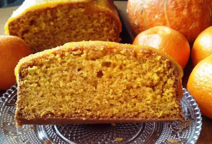 Ciasto dyniowo-mandarynkowe