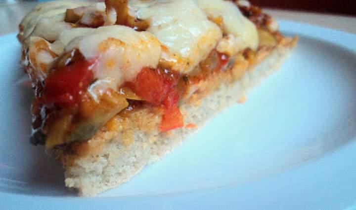 Bezglutenowa pizza – wegetariańska, dietetyczna, najlepsza! :)