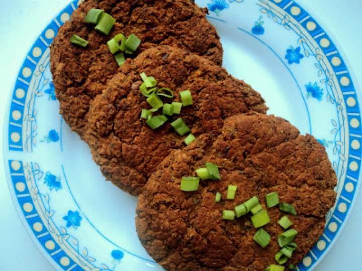 Kotlety z czerwonej fasoli – wegańskie :)