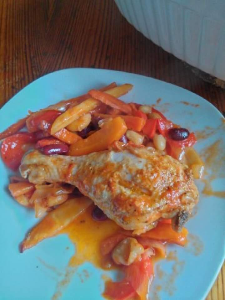 kurczak w potrawce II