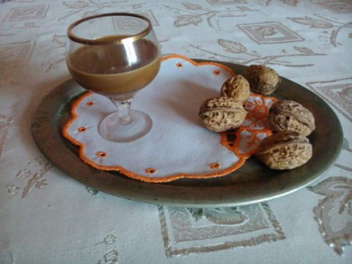likier krówkowo-kawowo-herbaciany