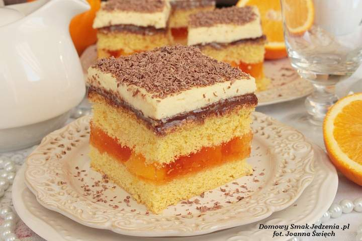 ciasto delicja