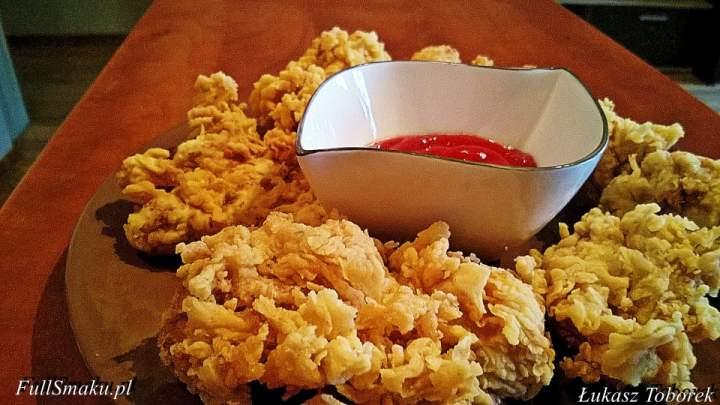 Kurczak KFC, panierka KFC