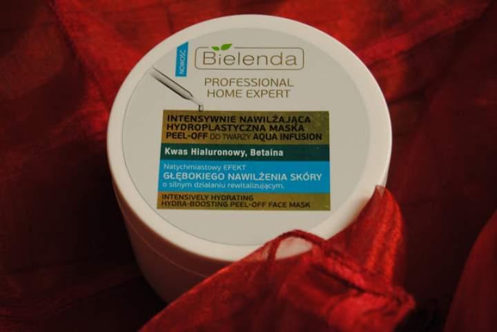 Hydroplastyczna maska – głębokie nawilżenie z Bielendą