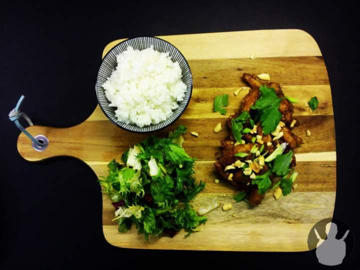 Kurczak Kung-Pao