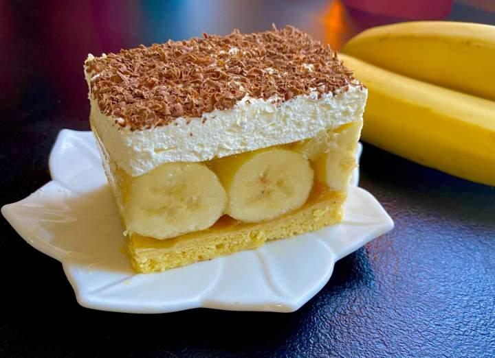 Kostka bananowa